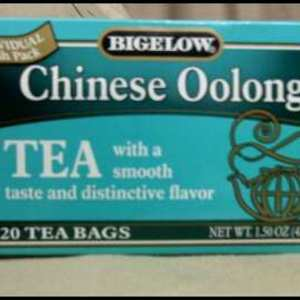 Chinese Oolong from Bigelow
