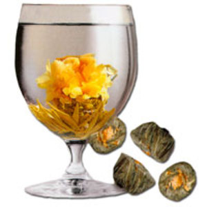 You Are My Sunshine Flowering Tea from TeaFrog