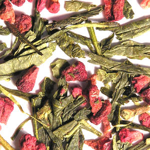Sweet Red And Green Duo from The Tea Set