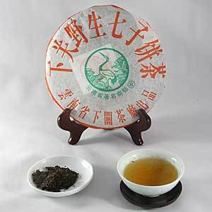 Xiaguan Wild Seven Sons from Bana Tea Company