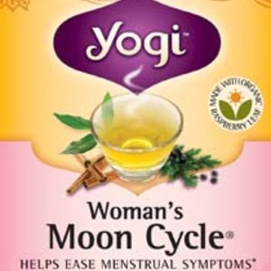Woman&#x27;s Moon Cycle from Yogi Tea