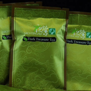 Dark Tresure tea from Nightingale