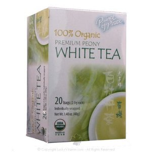 Peony White Tea from Prince of Peace