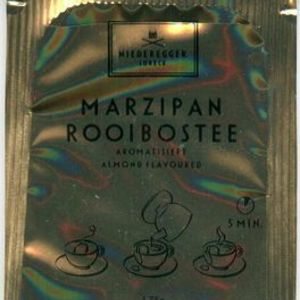Marzipan Rooibostee from Niederegger Lubec