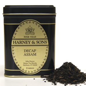 Decaf Assam from Harney & Sons