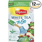 White Tea To Go: Apple Cranberry from Lipton