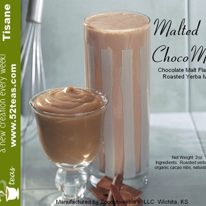 Malted ChocoMaté from 52teas