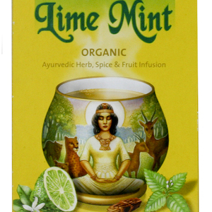 Lime Mint from Yogi Tea