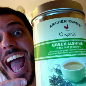 Green Tea Jasmine from Archer Farms