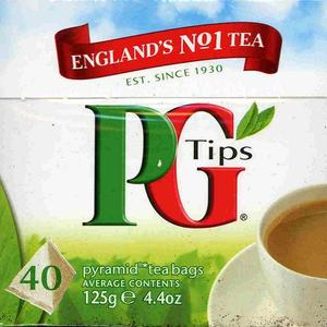 English Breakfast from PG Tips