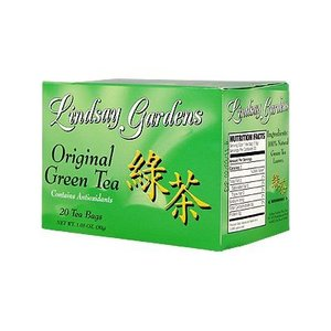 Original Green Tea from Lindsay Gardens