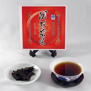 Denong Pu-erh Brick (2006 vintage - autumn harvest) from Bana Tea Company