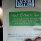 Mint Green Tea from Giant Eagle Market District