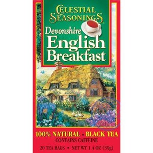 English Breakfast from Celestial Seasonings