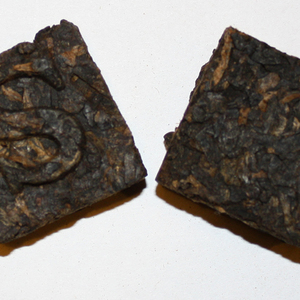 S Mini-Brick Cooked Pu'erh from Dream About Tea