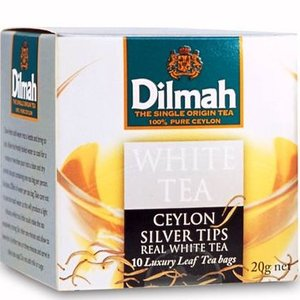 White Tea Ceylon Silver Tips from Dilmah