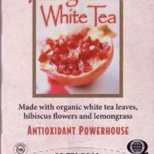 Pomegranate White Tea from Trader Joe's