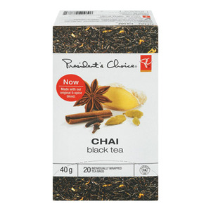 Chai Tea from President's Choice