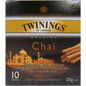 Origins Chai from Twinings