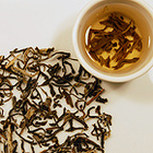 Hand-Rolled Jasmine Green from Timeless Teas