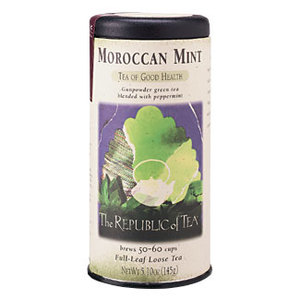 Moroccan Mint from The Republic of Tea