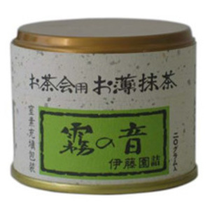 Kiri no ne Matcha from Ito En
