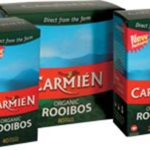 Organic Rooibos from Carmin