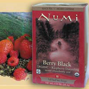 Berry Black™ - Raspberry Darjeeling Black Tea from Numi Organic Tea