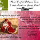 Pomegranate White from 52teas