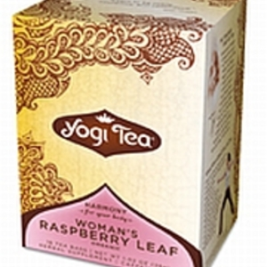 Woman&#x27;s Tea Raspberry Leaf from Yogi Tea