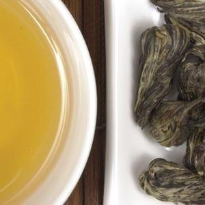 Darjeeling stupa oolong from Vail Mountain Coffee &amp; Tea
