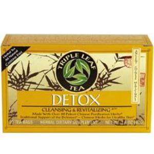 Detox Tea from Triple Leaf Tea