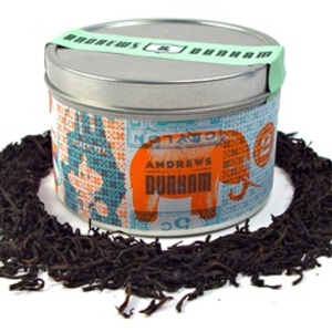 Ceylon from Andrews & Dunham Damn Fine Tea