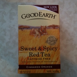 Sweet & Spicy Red Tea from Good Earth Teas
