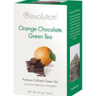 Orange Chocolate Green Tea from Revolution Tea
