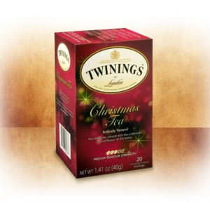 Christmas Tea from Twinings