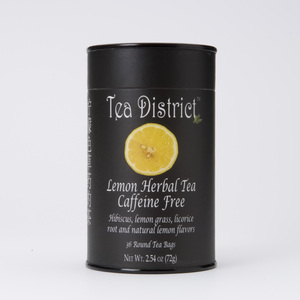 Lemon Herbal Tea from Tea District