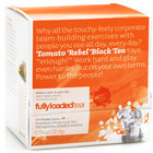 Tomato Rebel Black Tea from Fully Loaded Tea