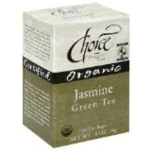Jasmine Green from Choice Organic Teas