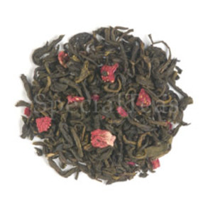 Green Tea Berry Burst Organic (773) from SpecialTeas