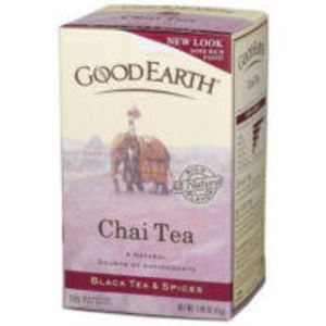 Chai from Good Earth Teas