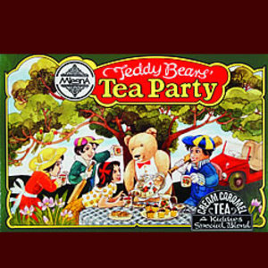 Teddy Bear's Tea Party Cream Caramel Tea from MlesnA