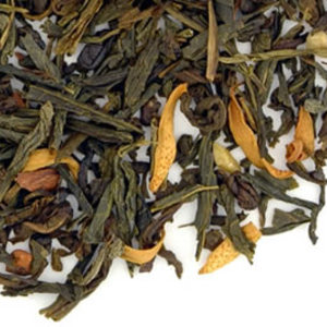 Sencha Claus from TeaGschwendner