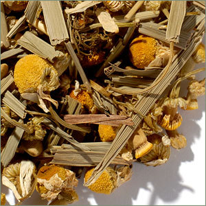 Chamomile Lemongrass from The Tea Table