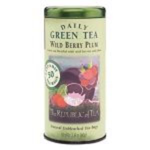 Wildberry Plum Green Tea from The Republic of Tea