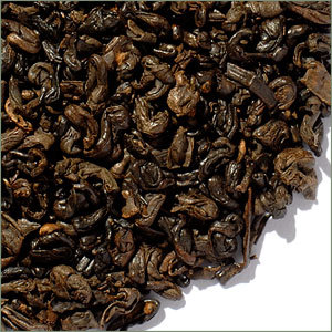 China Black Gunpowder (Black Pearls) from The Tea Table