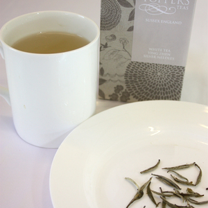 Yin Zhen Silver Needle White Tea from Toppers Teas