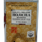 Organic Hojicha from Mitoku