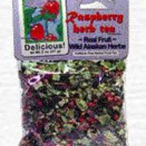 Raspberry Herb Tea from Alaska Wild Teas