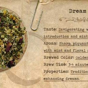 Dream Tea from Mountain Rose Herbs